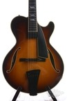 Collings City Limits Jazz Tobacco Sunburst Thinline Archtop