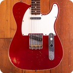 Fender Telecaster 2009 Candy Apple Red