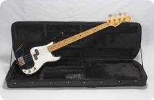 Greco Precision Bass PB 450 Pre JV 1981 Black