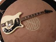 Epiphone Crestwood Custom 1964
