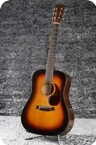 Pre war Guitars Co. Model D Shaded Top 2018 Shaded Top