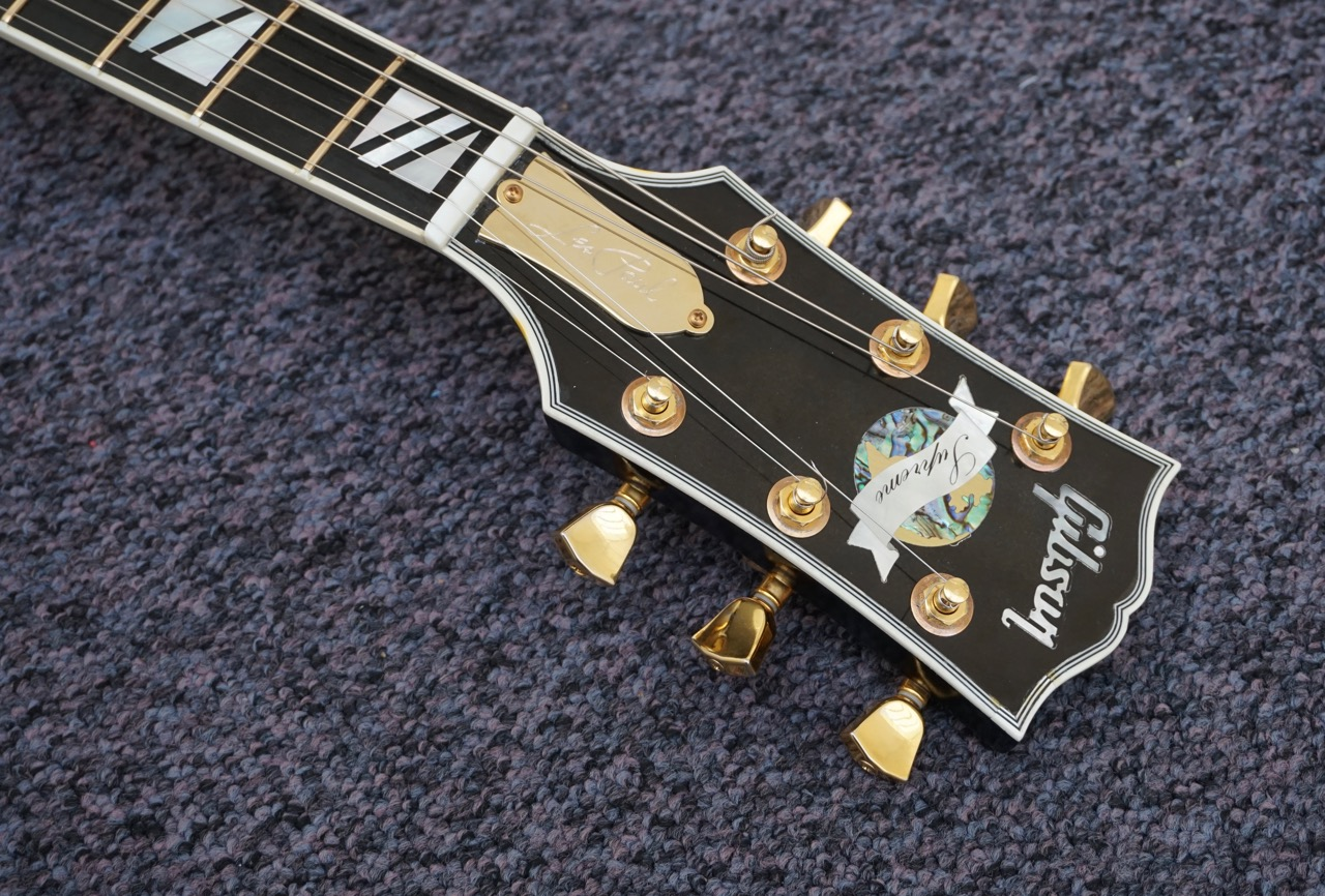Gibson Les Paul Supreme 2005 Ebony Guitar For Sale Dear Wood
