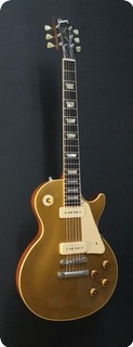 Gibson Les Paul Gold Top `56 Pre Historic Re Issue 1991