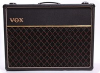 Vox AC30TB 1977 Black