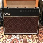 Vox Vintage 1963 Vox AC30 2x12 Blues JMI Copper Top Amplifier