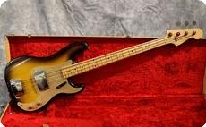 Fender Precision 1957 2 Tone Sunburst