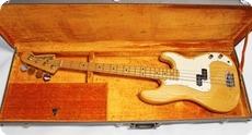 Yamaha Pulser 400 Precision Bass 1979 Natural