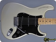 Fender Stratocaster 20th Anniversary 1979 Silvermetallic