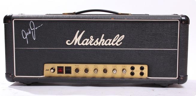 Marshall 1959 100w Super Lead 1978 Black