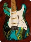 Fender Bowling Ball Strat FEE0971 1984