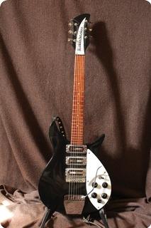 Rickenbacker 325v63 1996 Black