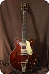 Gretsch-Country Gentleman-1966-Brown