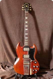 Gibson Les Paul/sg 1962 Cherry Red