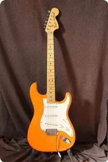 Fender Stratocaster International Color 1981 Capri Orange
