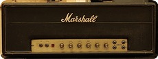 Marshall JMP 50 1969 Black Tolex