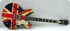 Epiphone Supernova Union Jack 2004