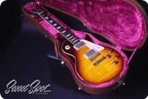 Gibson Les Paul Joe Perry Aged CustomShop Slash 2013 Tobacco Sunburst