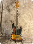 Fender-Jazz Bass-1976-Sunburst