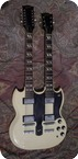 Gibson EDS 1275 SG 612 Double Neck 1978 White