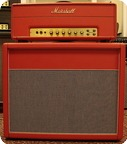Marshall JMP 50 1976 Red Tolex
