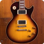 Gibson Custom Shop Les Paul 2004 Tobacco Sunburst