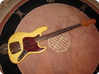 Fender Jazz Bass 1965 Olympic White
