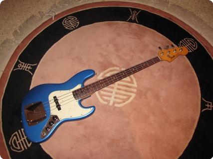 Fender Jazz Bass 1963 Lake Placid Blue