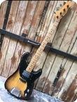 Fender Telecaster Bass 1972 Burst