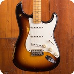 Fender Custom Shop-Stratocaster-1998-Three Tone Sunburst