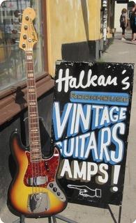 Fender Jazz Bass / Pristine Condition / Priced To Sell 1969 Sunburst