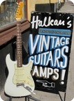 Fender Stratocaster Refinished 1965 Olympic White