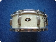 Slingerland Special Student Snare 1960 White Marine Pearl