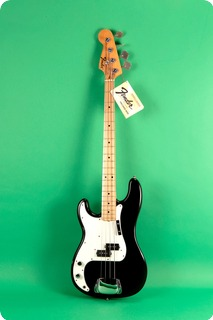 Fender Precision Bass 1975 Black