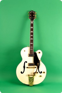 Gretsch 6193 Country Club 1957 White