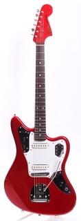 Fender Jaguar 66 Reissue 1999 Candy Apple Red