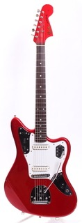 Fender Jaguar 66 Reissue 1999 Candy Apple Red