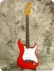 Fender Stratocaster Hot Rod Red