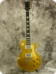 Gibson Les Paul Model 1952 Goldtop