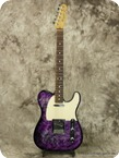 Fender Telecaster 1994 Purple Marble