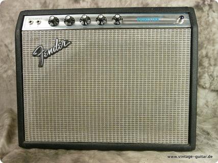 Fender Princeton 1973 Black Tolex