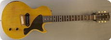 Real Guitars Custom Build 56 Junior 2018 TV Yellow