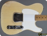 Fender Esquire Telecaster 1956 Blond