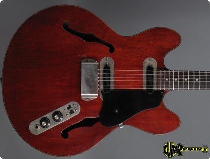 Gibson Es 320 1971 Cherry
