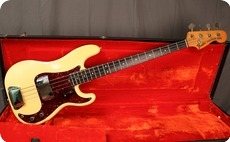 Fender Precision 1970 Olympic White