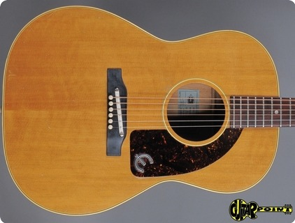 Epiphone Ft 45 Cortez 1966 Natural
