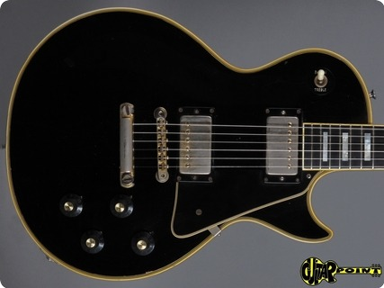Gibson Les Paul Custom 1969 Ebony / Black