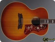 Gibson J 200 Artist Series 1973 Sunburst