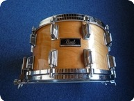 Pearl Drums ET814X 1980 Natural Maple