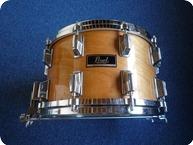 Pearl Drums ET814X 1980 Natural Maple