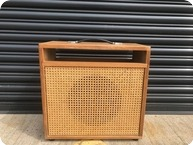 Dumble Overdrive Export Combo Casing Original 1970 Natural